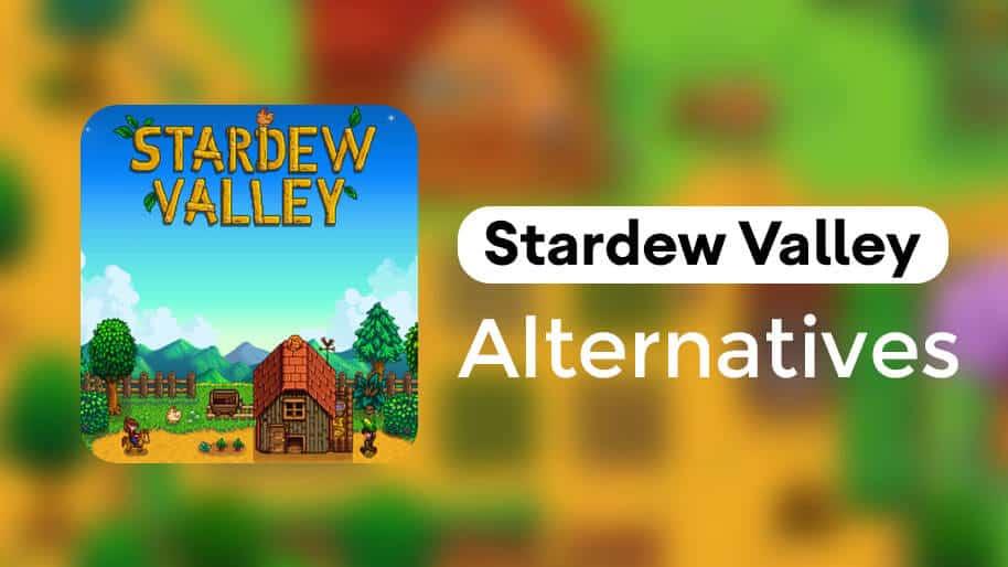 Alternatives-à-Stardew-Valley